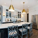 Valentino Homes & Developments Styled a Modern Home in Alluring Saskatoon