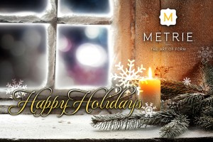 Happy holidays from Metrie