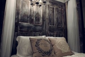 DIY Architrave Headboard - Fresh Home