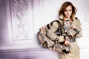 Burberry Spring 2010 Campaign - Emma Watson & Trim