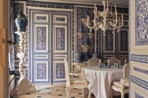 Dining room - The Art of the Interior - Architectural Digest