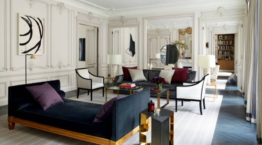 Favorite Elle Decor spaces of 2013