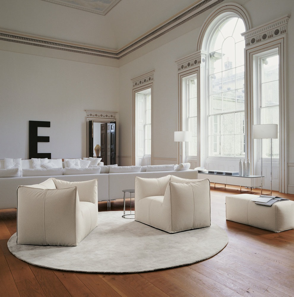 Contemporary Furniture In A Traditional