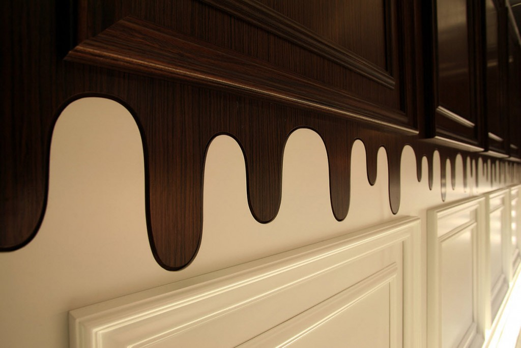 Godiva Chocoiste - Panel Moulding - Wonderwall