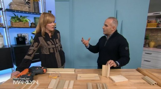 The Marilyn Denis Show - Ramsin Khachi