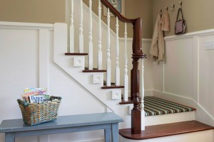 Enhance your stairway Better Homes and Gardens
