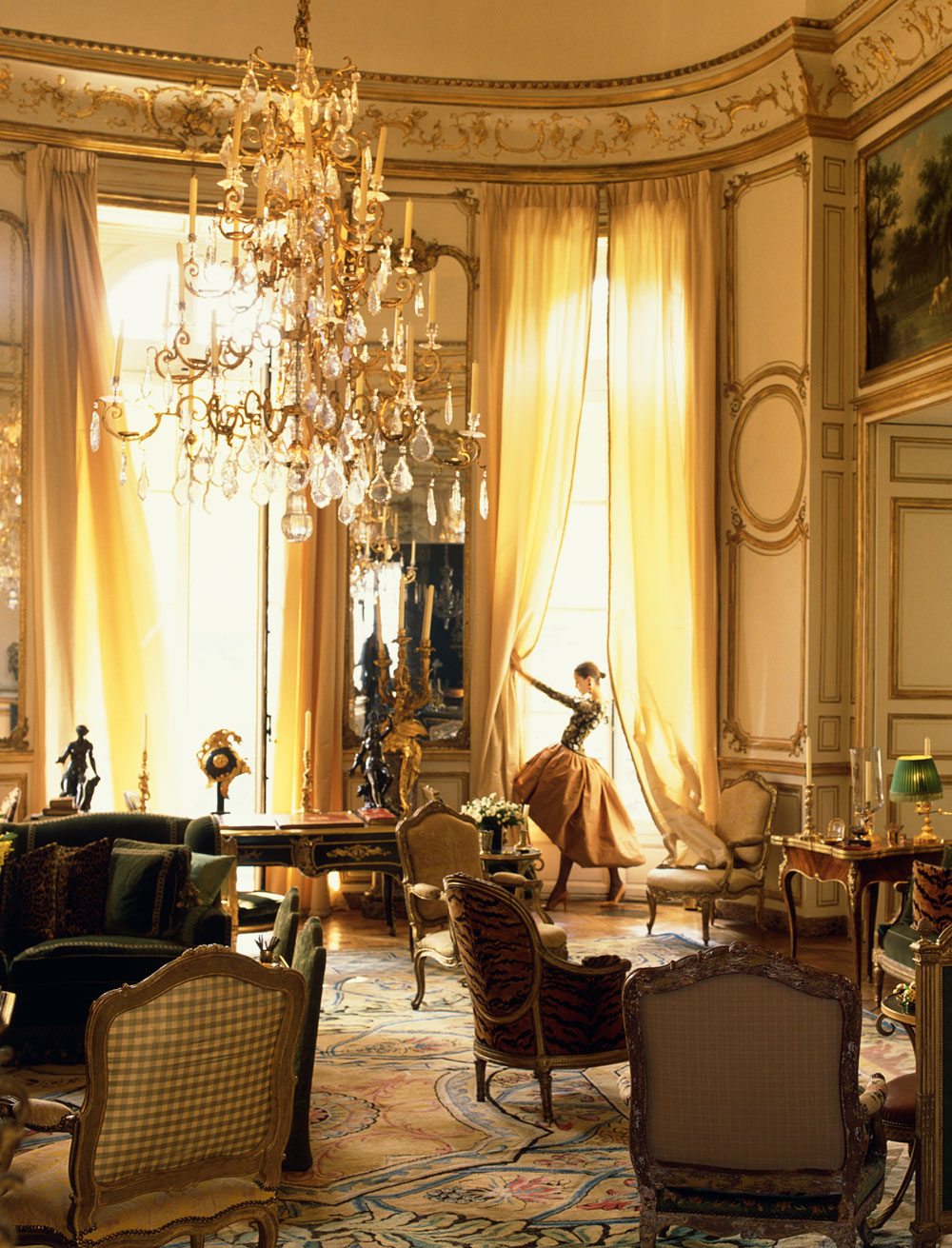 Givenchy S Paris Residence
