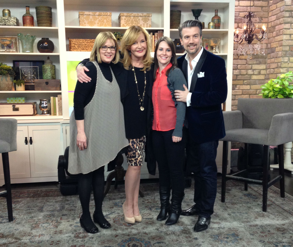 Metrie at The Marilyn Denis Show - cropped