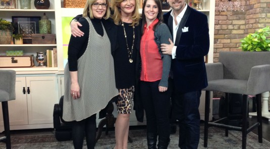 Metrie at The Marilyn Denis Show