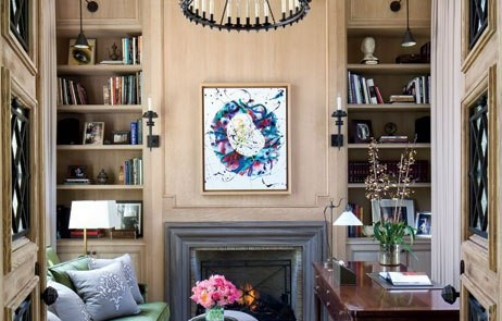 Gisele Bündchen and Tom Brady's Los Angeles Home - Roger Davies - Architectural Digest