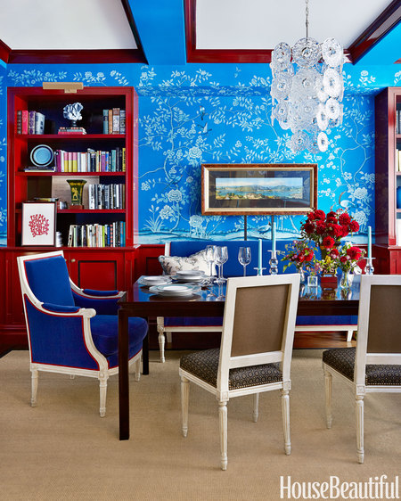 Red White & Blue - House Beautiful 3