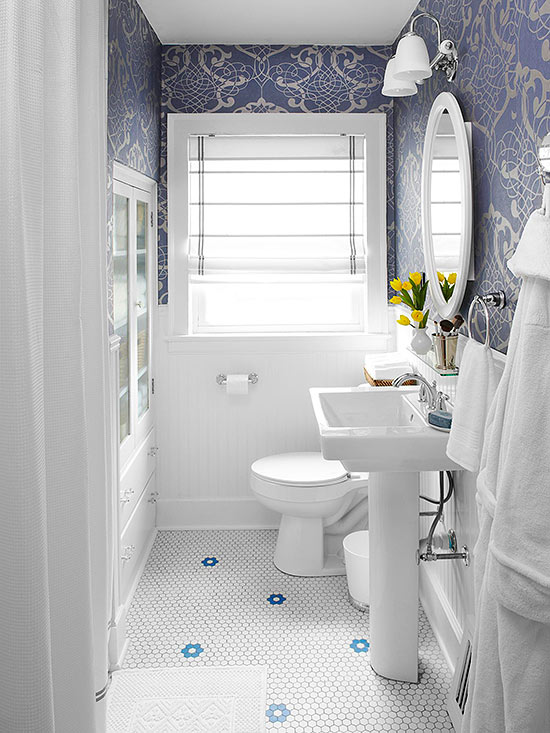 Before-and-After Bathroom Makeovers - After - BHG