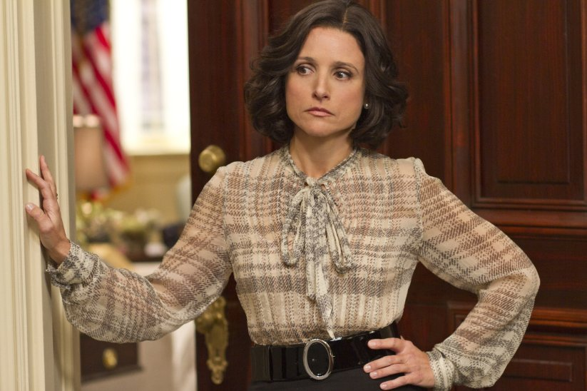 Veep HBO Moulding on TV