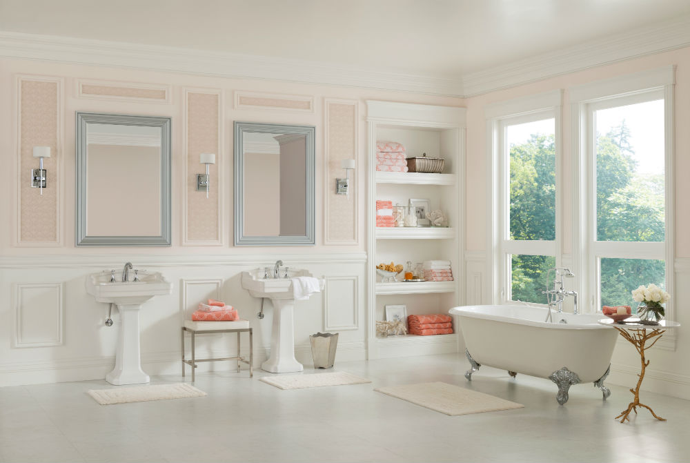 Metrie Fashion Forward Bathroom