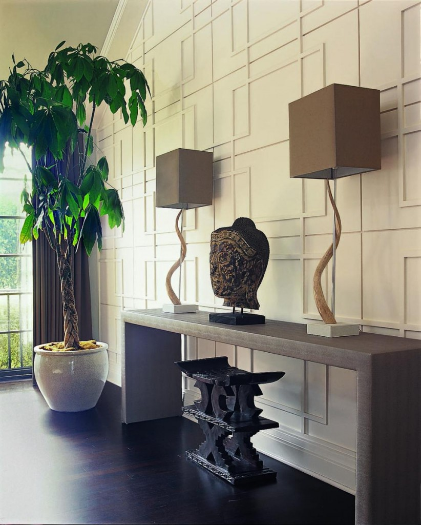 Make a home more beautiful with wood