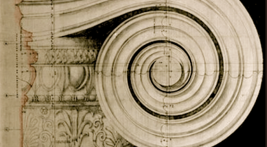 Take a trip back in time and learn how design, and especially architectural details, are rooted in classical math and geometry.