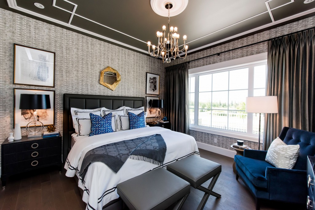 Atmosphere Interior Design Has Created A Stunning Retreat In The Prairies  With Metrie Then U0026 Now. U201c