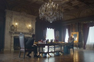 Taylor Swift's Blank Space music video shot at the renowned Oheka Castle in Huntington, New York. Source: curbed.com