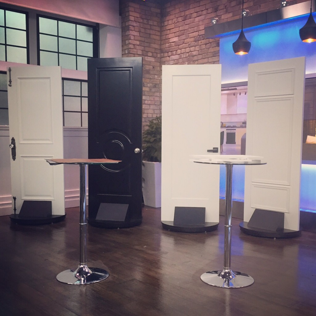 Glen Peloso talks DI-Wowing with Metrie Then & Now Finishing Collection interior doors on The Marilyn Denis Show.