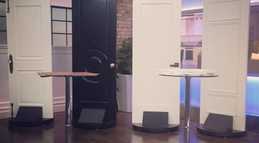 Glen Peloso talks DI-Wowing with Metrie's Finishing Collections interior doors on The Marilyn Denis Show.