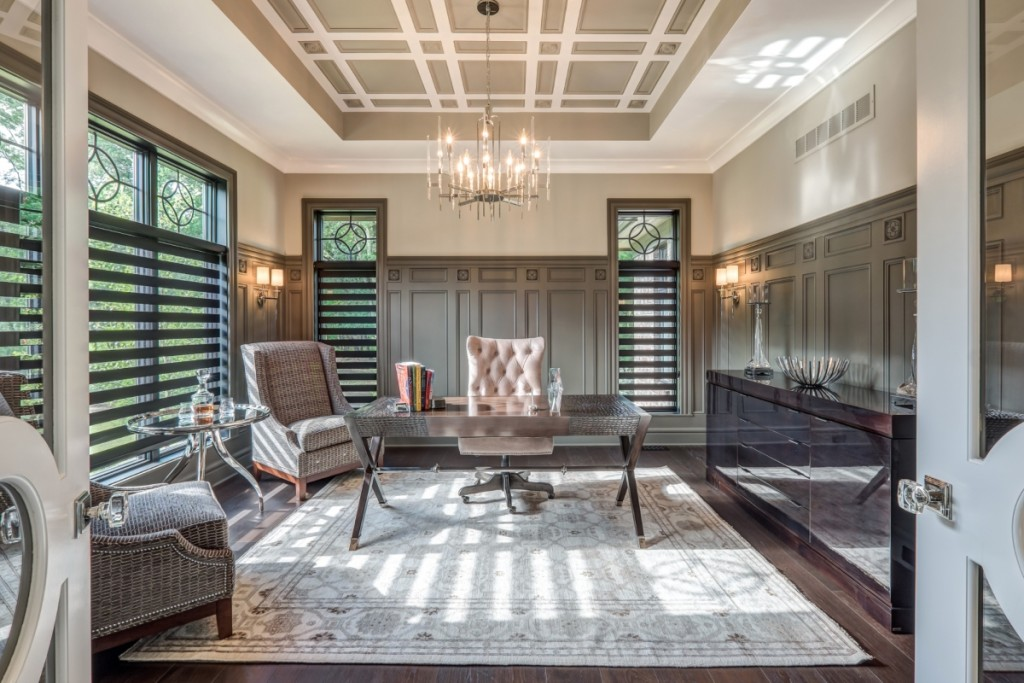 Chad, Gordon and Shawn White of  G.A White Homes are voted People's Choice in the 2016 Metrie Every Room Tells A Story - Builder & Designer Challenge.