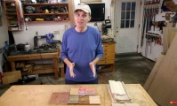 Steve Ramsey gets creative with trim stains.
