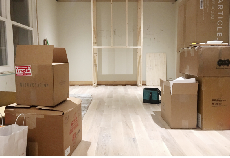 The drywall is up and Alyssa and Steve are almost ready for Metrie! But first, they need some built-ins.