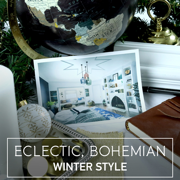 Option {M} Eclectic, Bohemian Winter Style Pinterest board