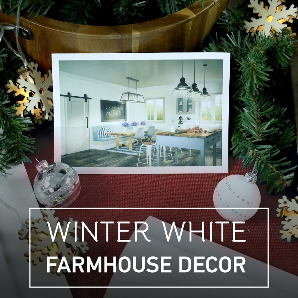 Option {M} Modern Farmhouse holiday Pinterest board