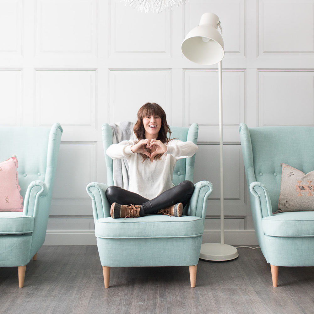 Mamas for Mamas' Office Transformation with Jillian Harris