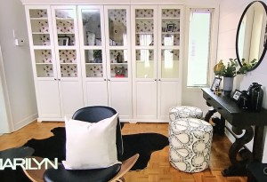 Amanda Forrest reveals a beautiful family room transformation