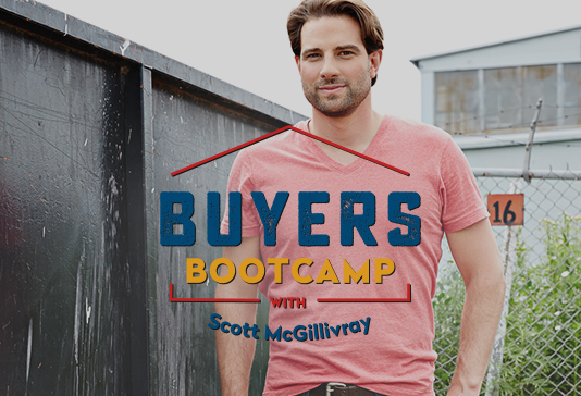 Scott McGillvray's Buyers Bootcamp series