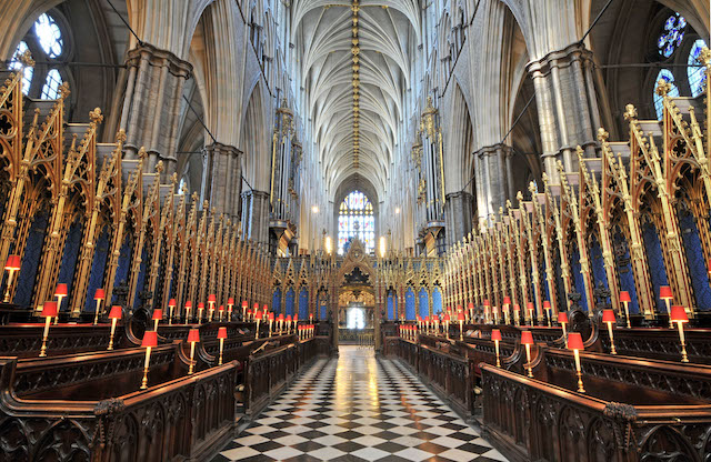 Prince William and Princess Catherine's royal wedding took place in the stunning Westminster Abbey.