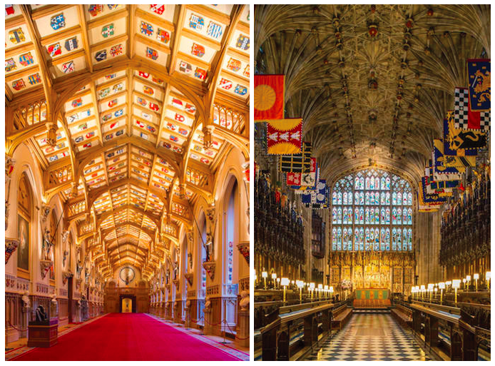Prince Harry and Meghan Markle will commemorate their royal wedding at the trimspiring St. George's Chapel.