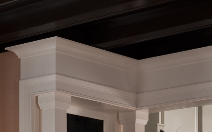 Metrie's Very Square Crown Moulding