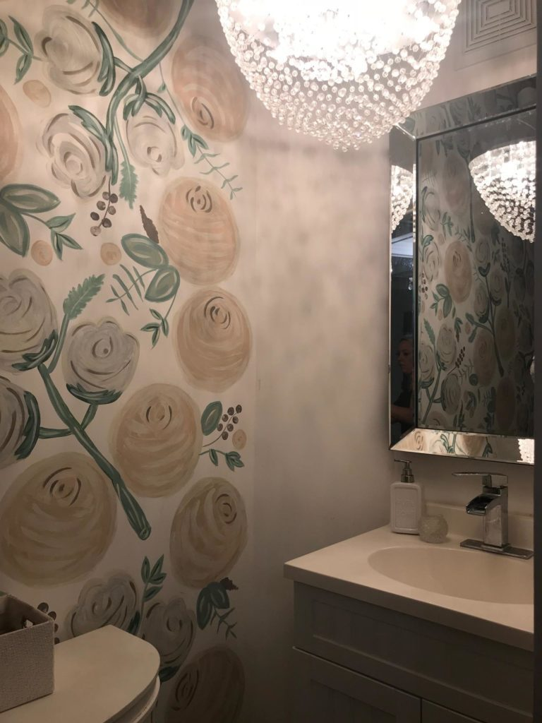 Bethany shares her bathroom before her One Room Challenge makeover
