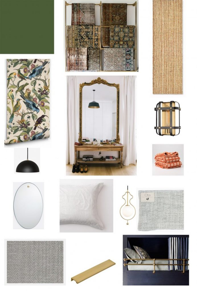 Dee Murphy shares her moodboard for the One Room Challenge