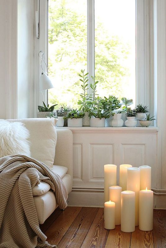 This spot is embracing the hygge spirit