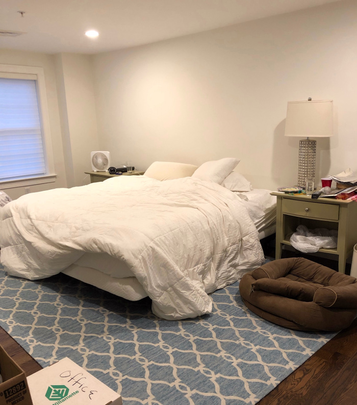 Linda Holdt is revamping her master suite for the One Room Challenge
