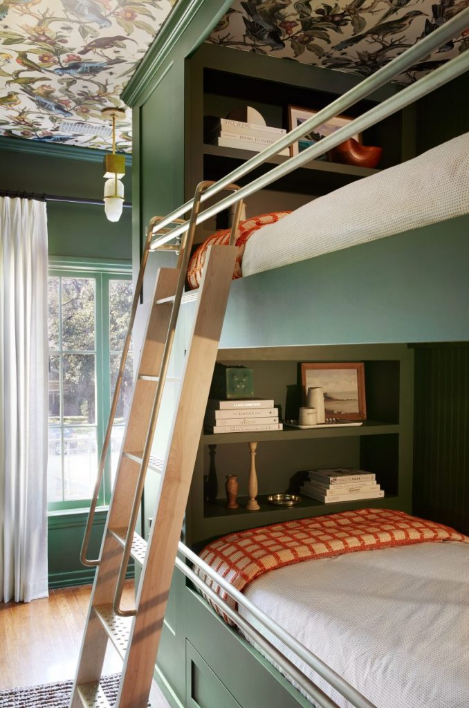 Dee Murphy shares her bunk bed design for the One Room Challenge