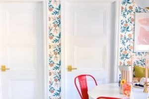 See how the Livingston door, brought to you by Metrie, was used in these spaces