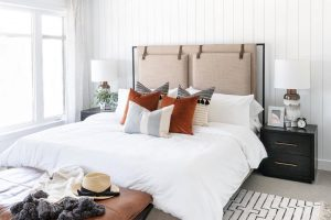 Metrie rounded up five stylish shiplap spaces