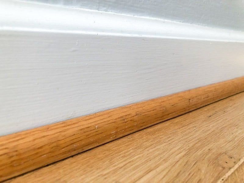 How to Install Shoe Moulding and Quarter Round